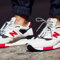 Independence Day: J.Crew x New Balance 998