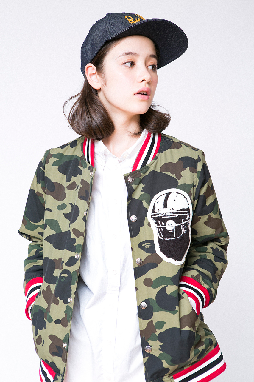 cfbd0781303 A Bathing Ape 2014 Fall Winter Ladies Collection