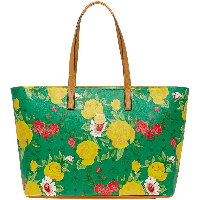 Blume-Paradiso-Flower-Shopper-Green-1