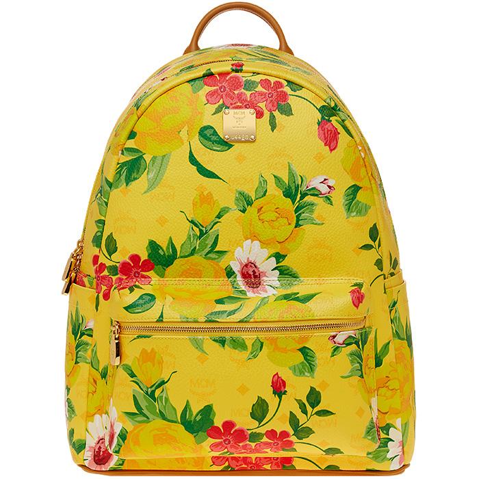 Blume-Paradiso-Flower-Visetos-Backpack-Yellow-2