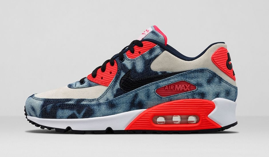 """Nike Air Max 90 """"Infrared Washed Denim</p>                     </div>                     <!--bof Product URL -->                                         <!--eof Product URL -->                     <!--bof Quantity Discounts table -->                                         <!--eof Quantity Discounts table -->                 </div>                             </div>         </div>     </div>              </form>  <div style="""